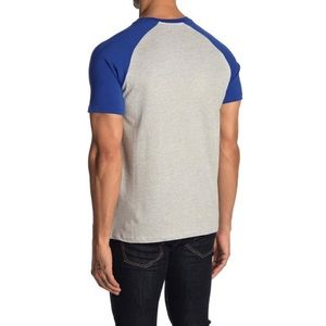 Russell Athletic Shirts - Russell Athletic Contrast Raglan Tee Size XL